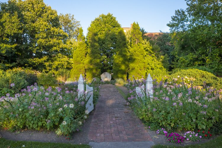 Dunham Tavern Museum and its campus is an oasis of green space in MidTown and a gathering place for the community.