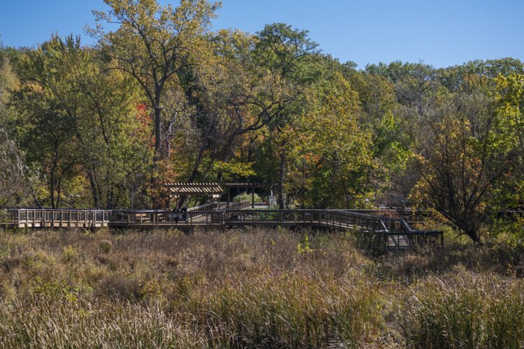 The Nature Center at Shaker Lakes conserves a natural area, connects people with nature and inspires environmental stewardship.