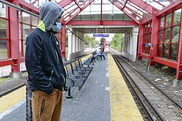 Masks are required on all public transit in Ohio, but it's up to the individual public transit authorities to encourage riders to wear them.