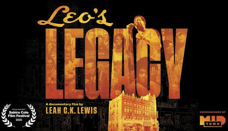 "The Greater Cleveland Urban Film Festival is screening our documentary ""Leo's Legacy"" several times throughout the month of February."