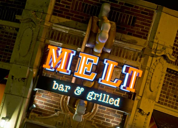 Melt Bar and Grilled at Cedar and Taylor