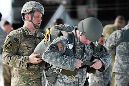 Air Force personnel may make use of sweat sensor tech produced by the HPHS COE.