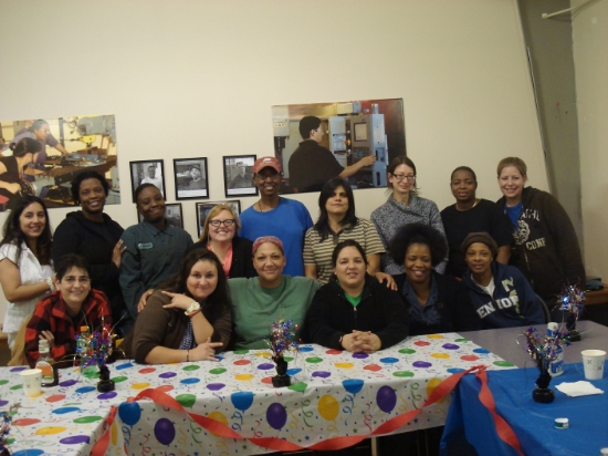 Jane Addams Resource Corporation alumni night