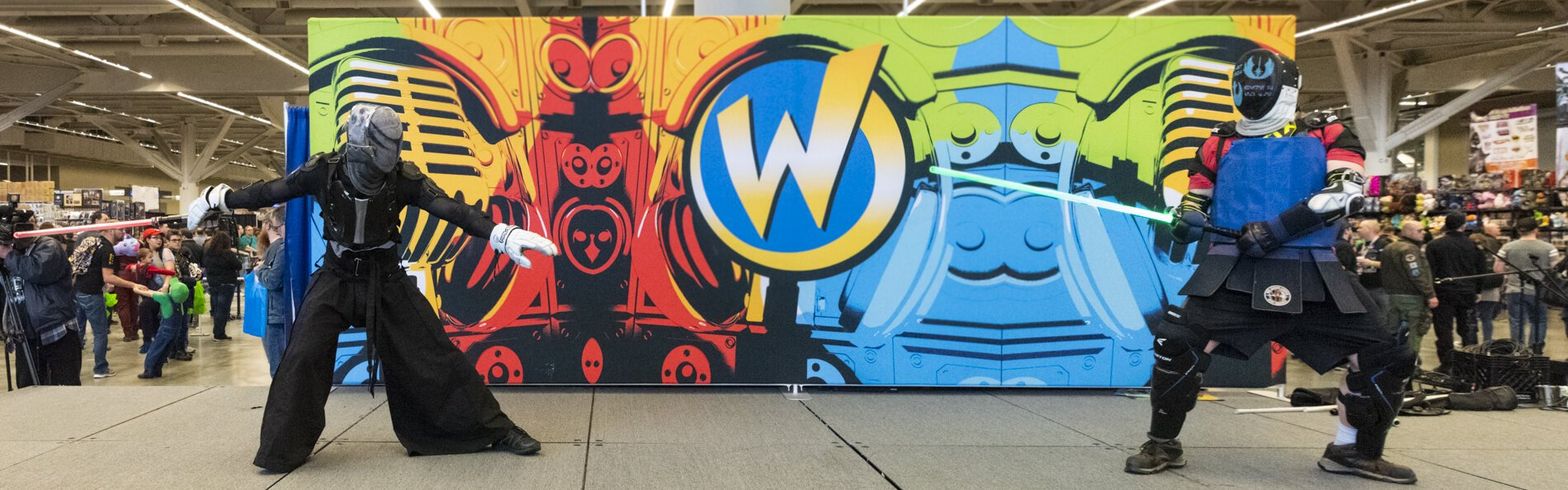 Wizard World returned last weekend at the Huntington Convention Center of Cleveland