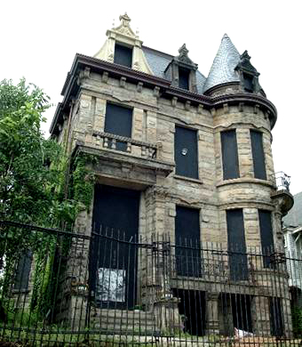 New Owner To Renovate Ohio City S Franklin Castle Into