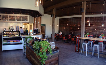 Phoenix Coffee Opens Roomy New Cafe On