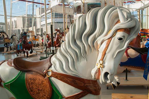 Euclid Beach Carousel