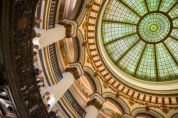 Heinen's Downtown Rotunda