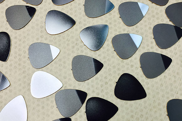 Rock Hard Guitar Picks