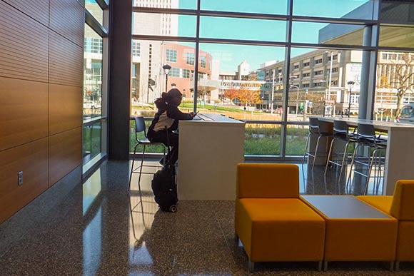 Cleveland State University's new Center for Innovation in Medical Practices