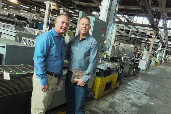 HGR Management Brian Krueger and Ron Tiedman