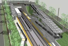Strong Neighborhoods grants will include $300,000 for the enhancement of the East 116th Street Rapid station