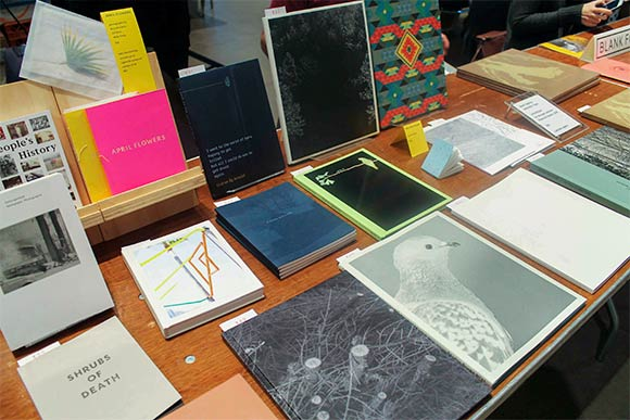 BOUND, MOCA Cleveland's second annual art book and zine fair