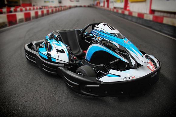 Formula One style go-k...