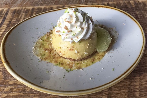 Alley Cat Key Lime Pie