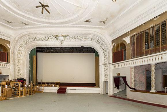 La Salle Theatre Interior