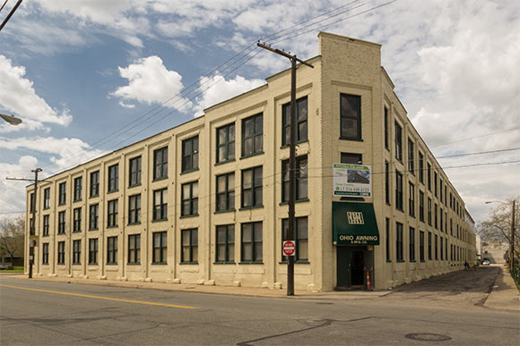 Apartments coming to historic Wagner Awning building in ...