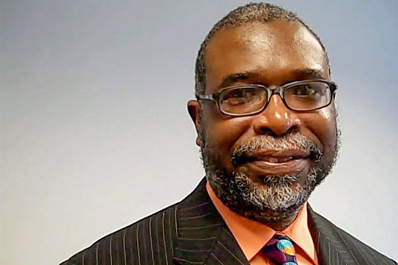 William Holdipp, executive director of The Consortium of African-American Organizations
