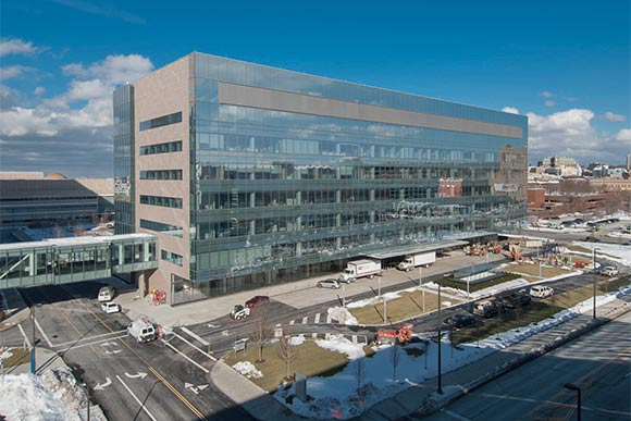 State-of-the-art Taussig Cancer Center designed around the