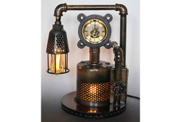 Jereme Westfall lamp