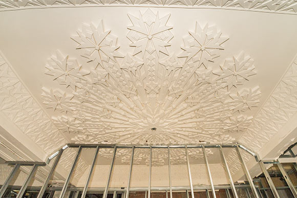 Standard Building decorative plaster ceilings