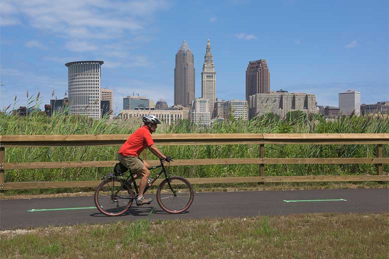 Cleveland Foundation Centennial Trail