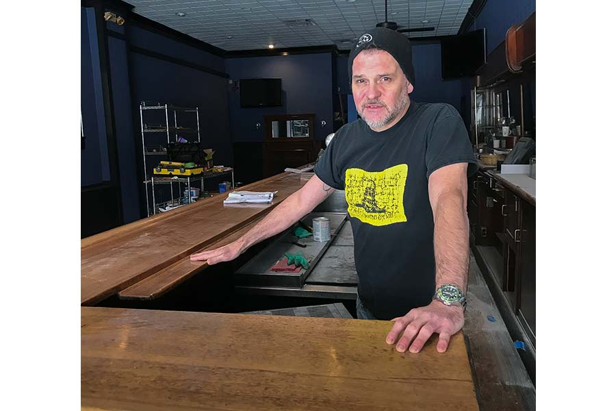 Kensington owner Jeff King