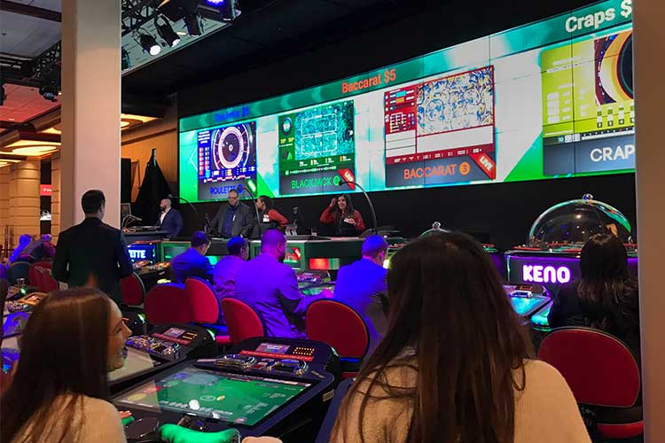 JACK Casino's Synergy Table Games