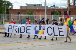 Pride in the CLE 2016 featured in Chapter Four
