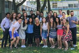 Venture for America 2017 and 2018 Fellows