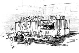 Lakewood Tool Box