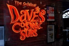 Cosmic Dave's Rock Club