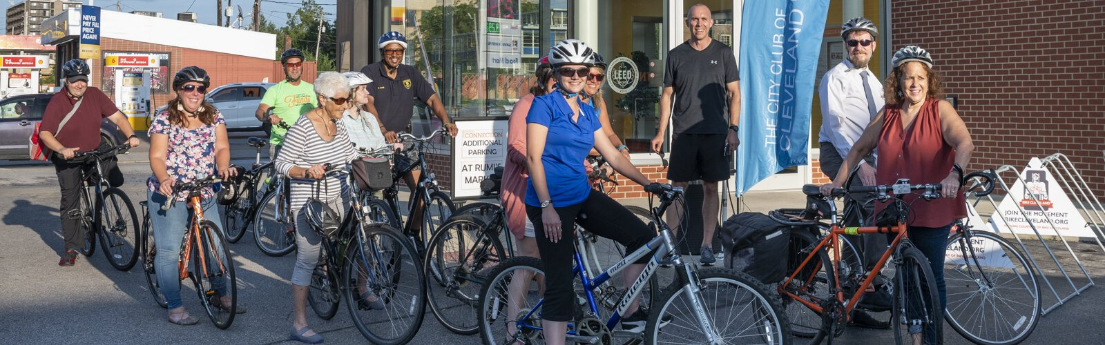 Ride + Learn: The Future of Fairfax bike tour