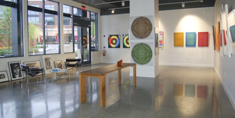 "District Gallery's first exhibition is called ""Our Favorite Things."""