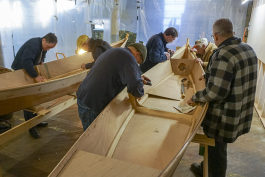 The Cleveland Amateur Boat Builders Society