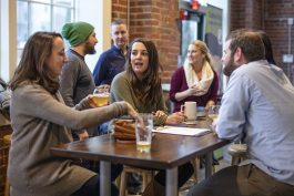 Conservation Beer Series Kick-Off Party at Terrestrial