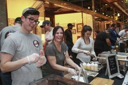 Downtown Cleveland Restaurant Week kick off
