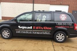 Squad Fiftyone Pet Medical Transportation