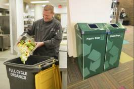 CSU Recycles