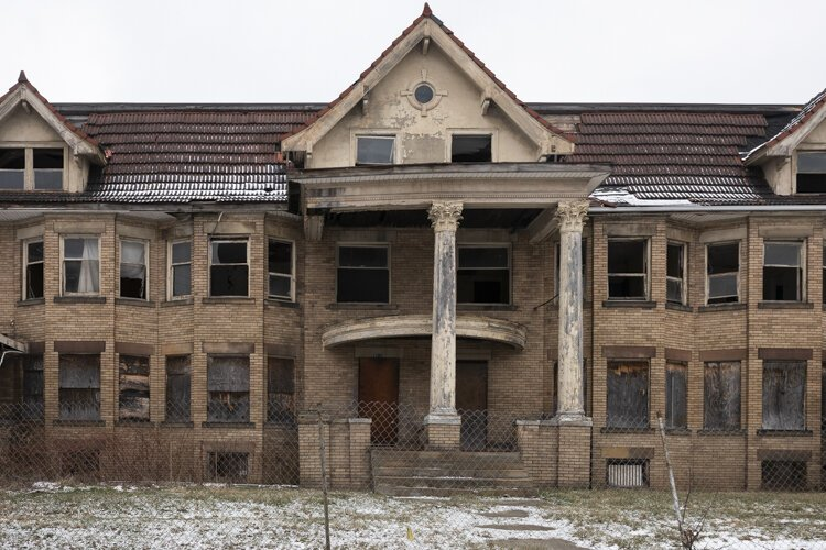 An estimated 7,279 properties in the Cleveland area required demolition in 2015, according to a study by Western Reserve Land Conservancy Senior Policy Advisor Frank Ford.