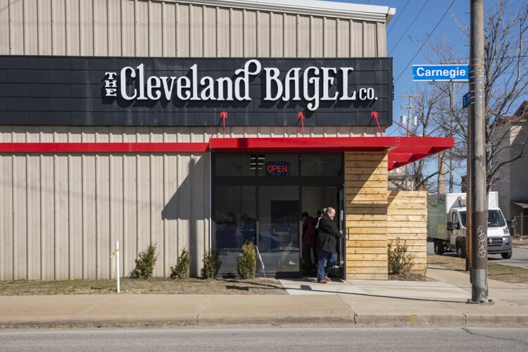 The Cleveland Bagel Co. expanded to Fairfax this year with a location at 7501 Carnegie Ave. It serves fresh bagels every day from 6 a.m. to 1 p.m.