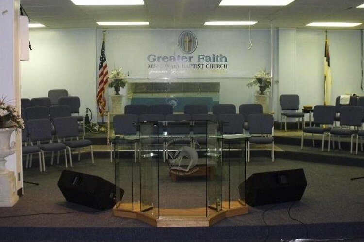 Greater Faith Missionary Baptist Church
