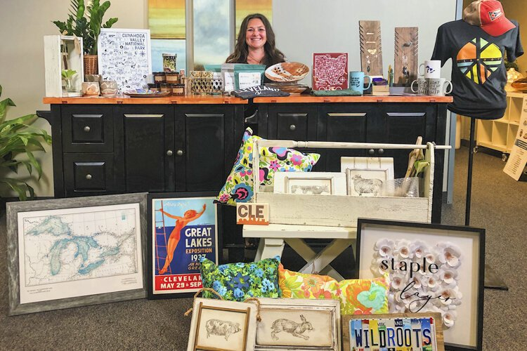 Jacque Thompson is the founder of Wildroots Modern Market.