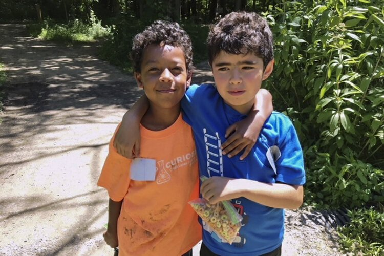 The summer lunch and enrichment program for kids initiated by the Lakewood Community Services Center provides socialization and opportunity for kids to have outdoor experiences.