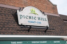 Picnic Hill Market Cafe