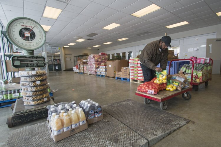 The Greater Cleveland Food Bank will use its $300,000 grant to supply the food insecure—a group that includes children, families, seniors, and individuals with health challenges.