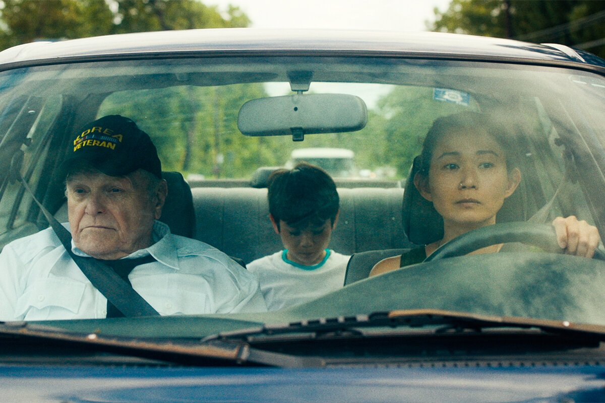 Driveways, featuring Brian Dennehy and Hong Chau