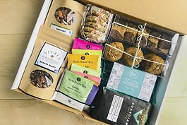 Kudo Box is free delivery of boxed locally-made goodies that employers can send to their employees to show support during a stressful time.