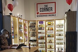The Corner Pop-Up Retail program