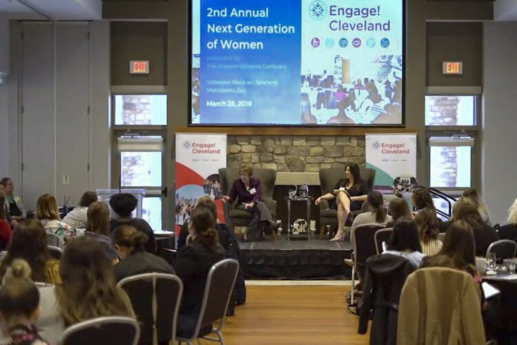 Young professionals to learn from mentors at at Engage! Cleveland's fourth annual Next Generation of Women virtual event.